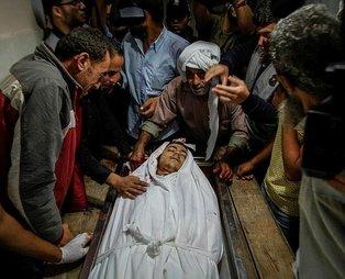 İsrail'in Gazze saldırılarında 10 kişi hayatını kaybetti