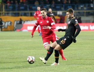 Aslan deplasmanda galip! (MS: Boluspor 0-1 Galatasaray)