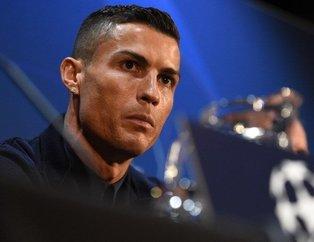 Cristiano Ronaldo Kathryn Mayorgaya tecavüz iddiaları hakkında konuştu