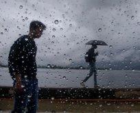 Dikkat! Yağış geliyor...