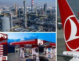 Türkiyenin en büyük şirketleri listesi açıklandı