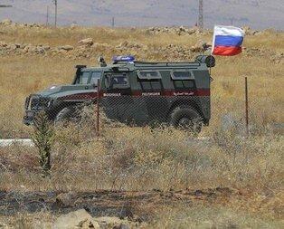 Rus askerleri yola çıktı!