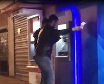 Halay çeken ATM hırsızları yakalandı!