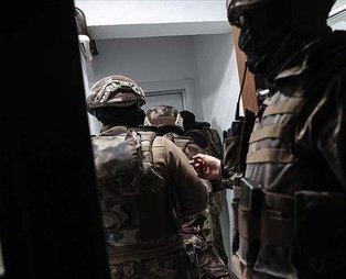 SON DAKİKA: İstanbul'da 10 ayrı ilçede DEAŞ operasyonu: 8 gözaltı