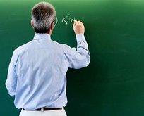 Hükümetten öğretmenlere güzel haber!