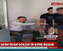 Melih Gökçek Ankara'yı izliyor yalanı tutmadı