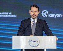 Bakan Albayrak'tan Borsa İstanbul'a tebrik mesajı