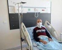 Kovid-19'a yakalanan kanser hastası immün plazma tedavisiyle iyileşti