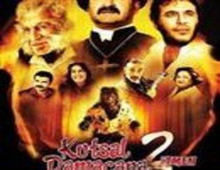 Kutsal Damacana 2: İtmen filminden kareler