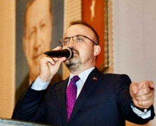 AK Partili Bülent Turan CHP'yi ti'ye aldı: Game of CHP! Brezilya dizisi sanki