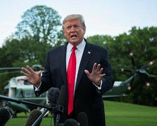 Trump'tan gözdağı: 'Yakın zamanda cevap vereceğim'