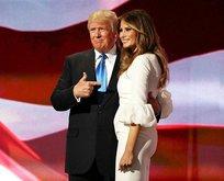 Melania Trump Donald Trump'tan boşanacak mı?