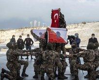 Son dakika: Türkiye'nin gurur günü: 500 kadın özel harekat polisi yemin ederek mezun oldu