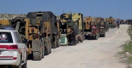 TSK, İdlib'de 12. gözlem noktasını kurdu