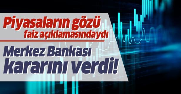 16 Ocak 2020 Merkez Bankası faiz kararı açıklandı