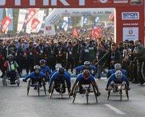 İstanbul Maratonu başladı! Bu yollar trafiğe kapalı