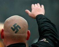 İşte Avrupa! Sığınmacı kampını yakan Nazi hayranı...