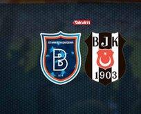 Bein Sports 1 Başakşehir Beşiktaş maçı canlı izle!