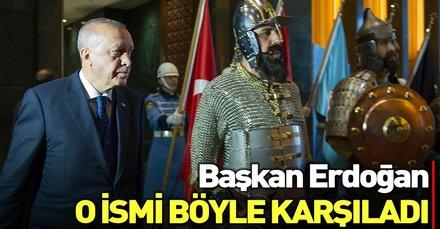 Burkino Faso Cumhurbaşkanı Ankara'da