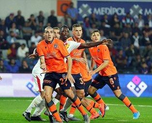 Başakşehir Göztepe'yi son dakika golüyle yıktı!