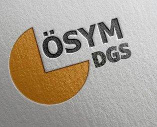 DGS ek yerleştirme sonuçları ne zaman açıklanacak?