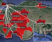 İstanbul için dev plan! 7.5 büyüklüğündeki deprem için...