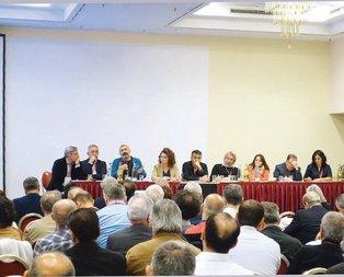 Berlin'deki konferansta Akşener selamı!