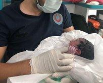 Doğum Yeri: Ambulans