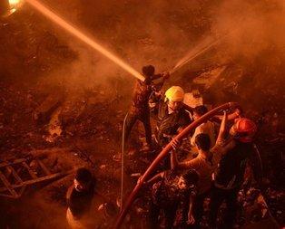 Bangladeş'te korkunç yangın: 69 kişi öldü!