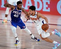 NBA'de Phoneix 6'da 6 yaptı