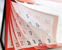 16 Temmuz- 19 Temmuz tatil mi?