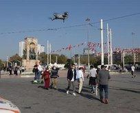 Taksim Meydanı'nda sıkı denetim!