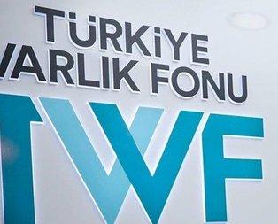 Türkiye Varlık Fonundan açıklama