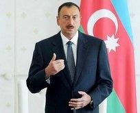 Aliyev'den Avrupa Parlamentosu'na sert tepki