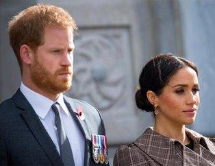 Prens Harry emretti: Meghan ne istiyorsa alacak!