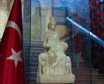 Kybele heykeli 60 yıl önce İsrail'e nasıl kaçırıldı?