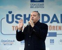 Başkan Erdoğan: Paris için endişeliyiz