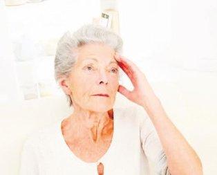 Alzheimer'ın şifresi 65'te gizli!