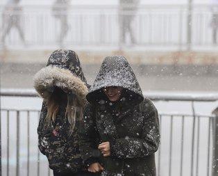 Meteoroloji alarm verdi! Kar yağışı geri geliyor...