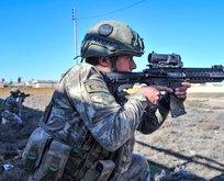 PKK'ya ağır darbe! 4 terörist etkisiz