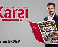 Karşı Gazetesi'nin 12 çalışanına 'örgüt' davası!