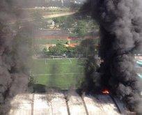 Futbol takımının tesislerinde facia: 10 ölü!
