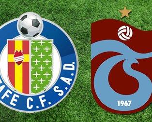 Getafe Trabzonspor maçı hangi kanalda yayınlanacak?