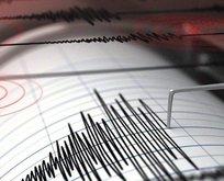 O ülkede 6.4 büyüklüğünde deprem!