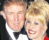 EX eşinden Trump'a ayar