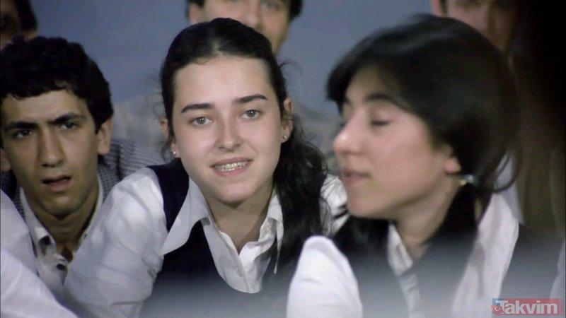 Yaprak Özdemiroğlu'nun son hali şaşırttı! Hababam Sınıfı'nın yıldızıydı görenler tanıyamadı