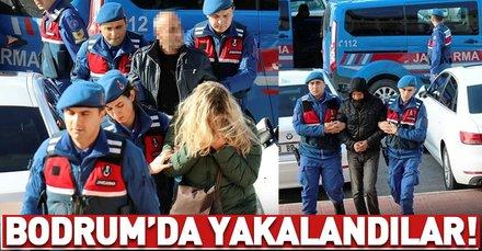 Son dakika: Bodrum'da göçmen kaçakçılığı gözaltısı