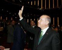 Cumhurbaşkanı Erdoğan, Kutül Amare dizisinin tanıtımına katıldı