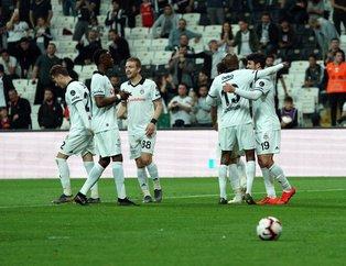 Beşiktaş'tan 3 puanlı kapanış! (MS: Beşiktaş 3-2 Kasımpaşa)