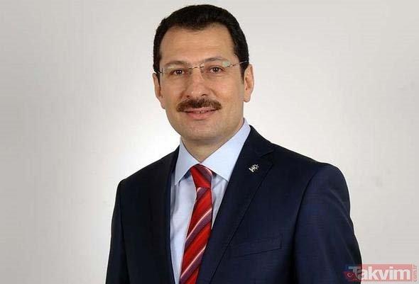 İşte AK Parti'nin yeni MKYK'sındaki isimler